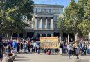 POZNAŃ: Międzynarodowy Dzień Muzyki – wspólny Polonez na Starym Rynku i Placu Wolności [FILM]